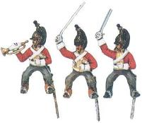 6th Inniskilling Dragoons Moulds