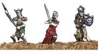Armored Skeleton Moulds