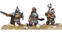 Dwarf Axemen Moulds