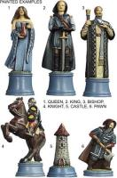 Fantasy Moulds - Lords of the West's Side