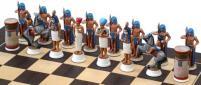 Egyptian Moulds - Ramses II Egyptian Side