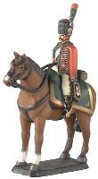 Imperial Guard Mounted Trooper 1805 Moulds