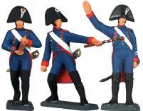 Line Artillerymen I Moulds