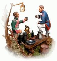 Campsite #1 - Figurines & Accessories Moulds