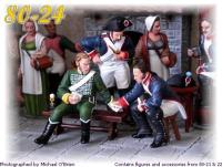 At Ease #3 - Figurines & Accessories Moulds