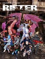 """#69 """"Heroes Unlimited, Clean Part 1, Arenas of Atlantis"""""""