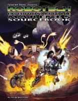 Expeditionary Force Marines Sourcebook