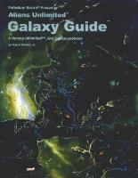 Aliens Unlimited - Galaxy Guide