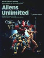 Aliens Unlimited (1st Edition)