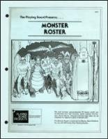 Monster Roster