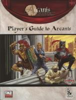 Player's Guide to Arcanis (1st Edition)