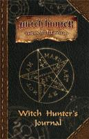 Witch Hunter's Journal