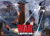 Tripod's Attack - Diorama Kit (1/350th scale)
