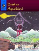 Death on Signal Island