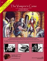 Vampire's Curse, The (2nd Printing)