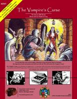 Vampire's Curse, The (1st Printing, Numbered Edition)