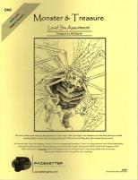 Monster & Treasure - Level Six Assortment