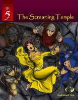 Screaming Temple, The