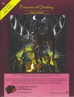 Prisoner of Destiny (1st Printing, Numbered Edition)