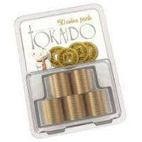 Tokaido - Metal Coins