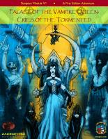 Palace of the Vampire Queen - Cries of the Tormented
