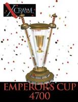 Emperor's Cup 4700