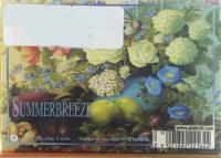 Playing Cards - Summer Breeze