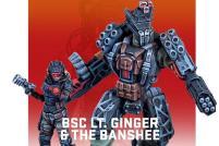 Lt. Ginger & the Banshee