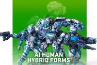 AI Human Hybrid Forms