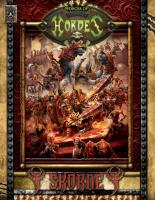 Forces of Hordes - Skorne