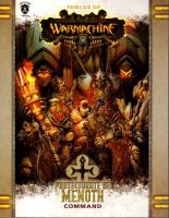 Protectorate of Menoth Command, The - Forces Of Warmachine (Softcover)