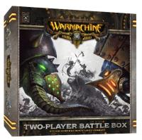 Warmachine - Two-Player Battle Box