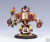 Fire of Salvation Heavy Warjack