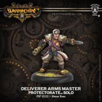 Deliverer Arms Master