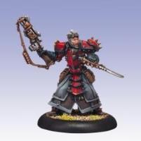 Kommander Strakhov - Warcaster