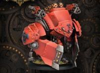 Heavy Warjack Plastic Kit - Demolisher, Devastator, or Spriggan