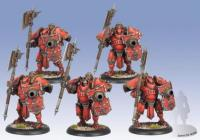 Man-O-War Shocktroopers - Unit