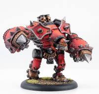 Berserker/Mad Dog/Rager Heavy Warjack