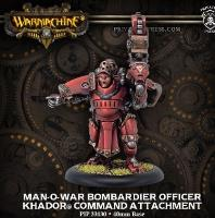 Man-O-War Bombardier Officer