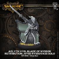 Aelyth Vyr - Blade of Nyssor