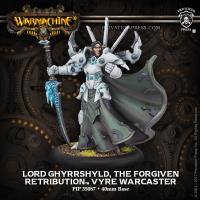 Lord Ghyrrshyld the Forgiven - Vyre Warcaster