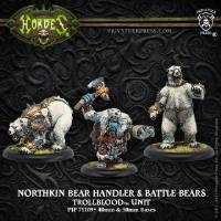 Northkin Bear Handlers & Battle Bears