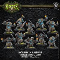 Northkin Raiders - Trollkin Unit