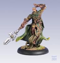 Krueger the Stormlord - Epic Warlock