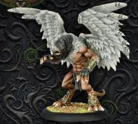 Scarsfell Griffon - Light Warbeast