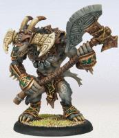 Ghetorix Heavy Warbeast - Warpwolf Character Upgrade Kit