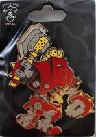 Juggernaut Pin