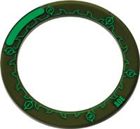 """Area of Effect Ring Markers - 3"""""""