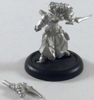 Garryth, Blade of Retribution #2