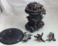 Sacral Vault Gatorman Battle Engion #1